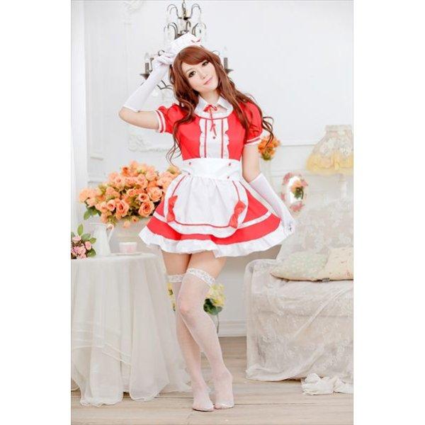 画像1: メイド服
